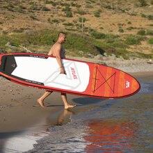 AQUA MARINA ATLAS planche de surf gonflable, palette debout, 366x84x15cm