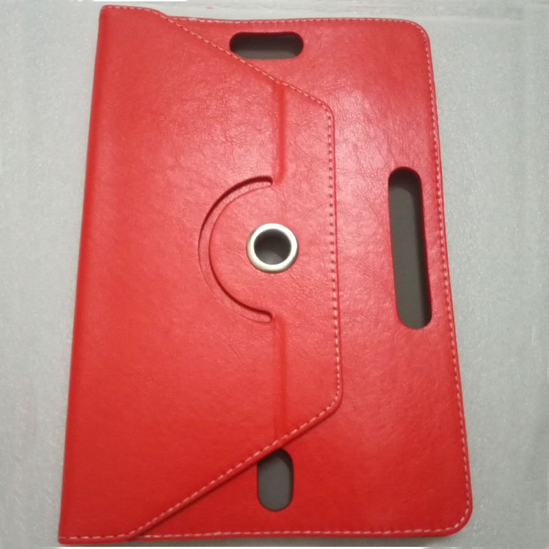 Myslc 360 Degree Rotating Cover for DEXP Ursus KX370 3G/NS270 HIT 3G/NS370i 7 Inch Tablet PU Leather Protective Case