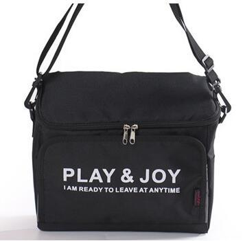 Do Not Miss Hot Sale Insulated Car Lunch Bags Auto Thermal Thickened Multi-functional Large Capacity Lunch Box Black Cooler Bag Luggage & Bags