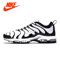 Original New Official Red Nike Air Max Plus Tn Ultra 3M Men's Breathable Running Shoes Classic Lace up Sports Sneakers