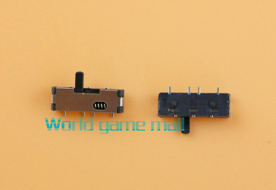 Power Switch Button On Off Micro Switch Button Replacement For DS Lite For NDSL Repair Part 2pcs/lot