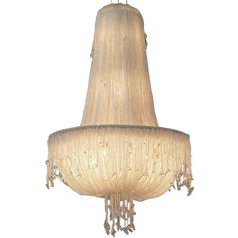 criativo jellyfish lustre grande bonito estilo frances 01