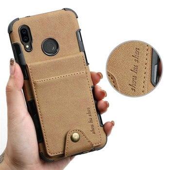 For Huawei P20 Lite Pro P30 P30Pro Case Flip Card Slots Phone Bag On Huawei P20 Pro Mate 10 Lite Pro Fundas P9 Lite Mini Cover