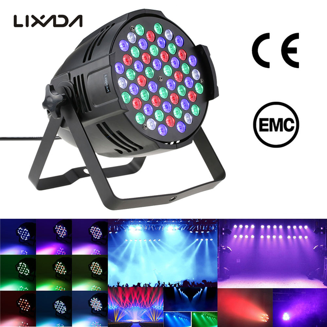 80w 54led stage light dmx512 sound activated auto rgbw color change 80w 54led stage light dmx512 sound activated auto rgbw color change par wall wash light stage mozeypictures Gallery