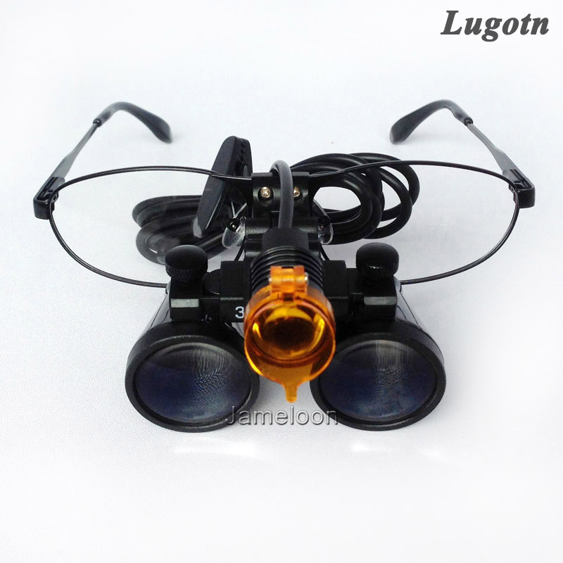 3.5 magnify removable glass dentist doctor loupe with filtering LED head light optical filter surgical operating magnifier3.5 magnify removable glass dentist doctor loupe with filtering LED head light optical filter surgical operating magnifier