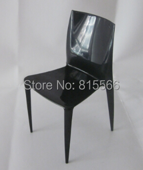 1/6 Modern Iconic Philippe Starck Chair Miniature, Belini Chair Miniature,  Chair Miniature