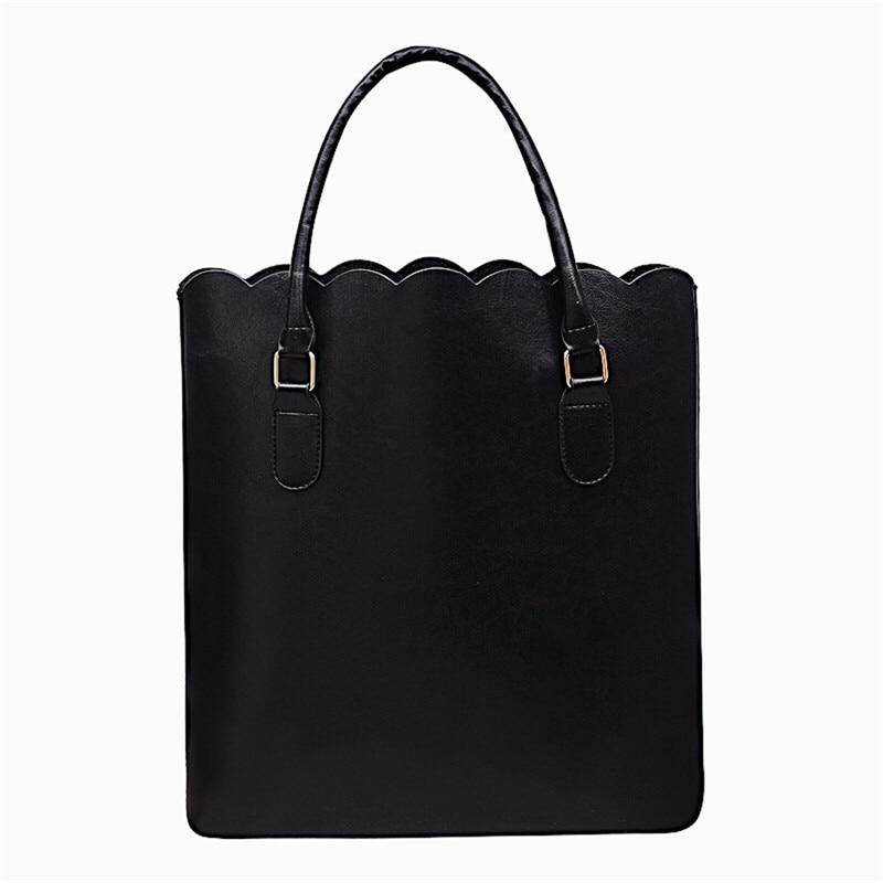 OCARDIAN 2018 New simplicity grace ladies handbag long grip women shoulder bag leather pure color fashion handbag A 17