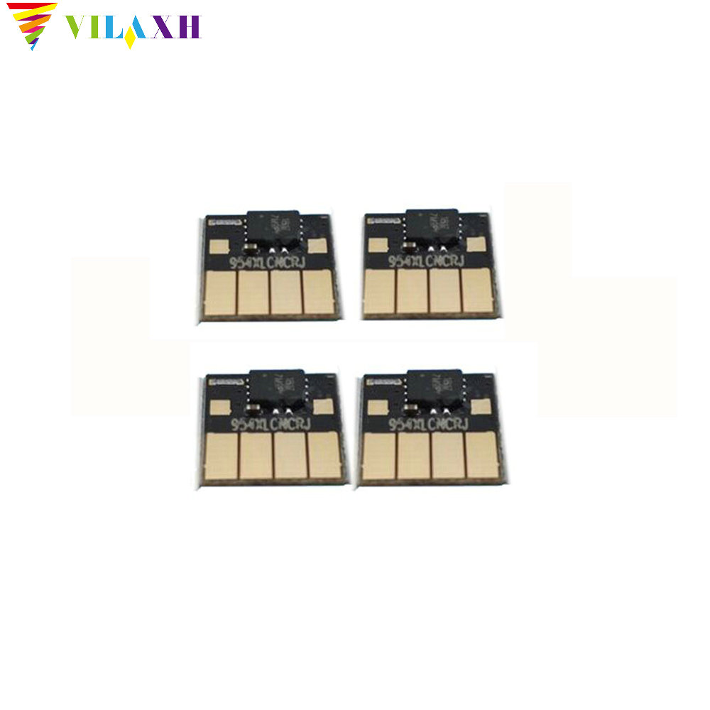 Vilaxh Auto Reset Chip For HP 953 953XL Permanent Chip OfficeJet for hp Pro 8730 8740 8735 8715 8720 printer Cartridge Chip стоимость