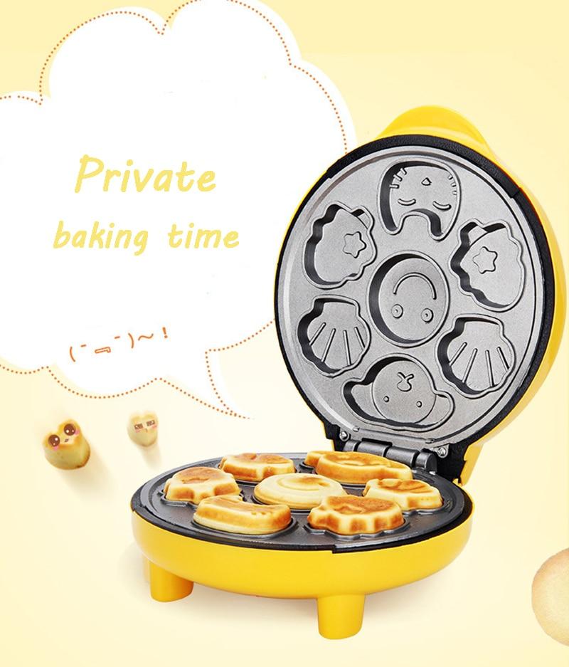 Breakfast Machine Sausage Machine Grilled Sausage Automatic Egg Roll Machine bb
