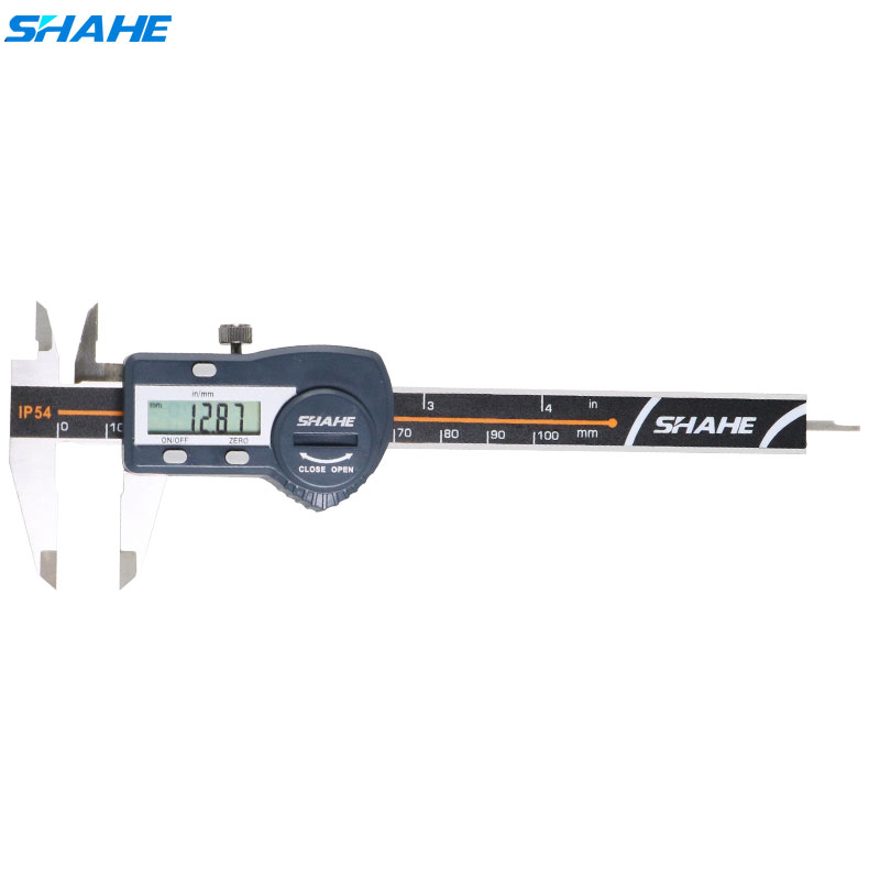 SHAHE Stainless Steel Digital Caliper 4