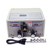 뜨거운 판매 SWT508C 자동 스트립 와이어 기계 스키닝 절단 와이어 기계 컴퓨터 2.5mm2