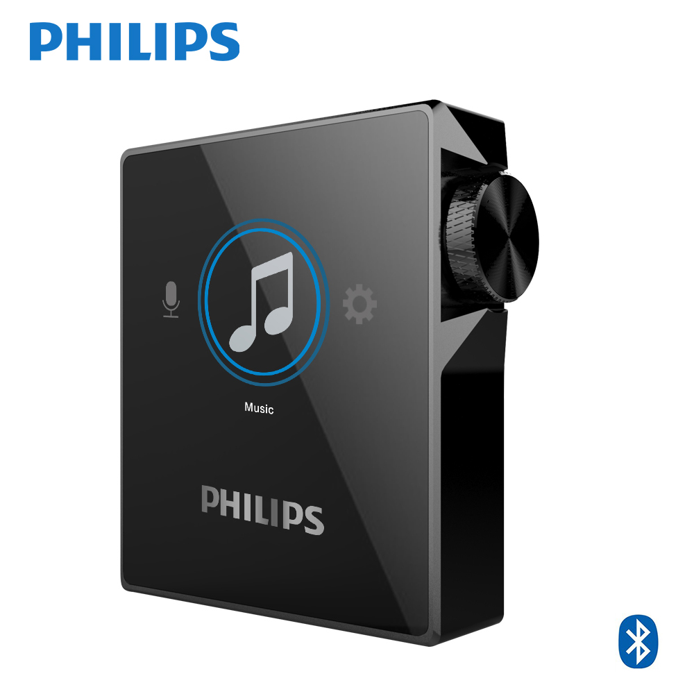 <font><b>Philips</b></font> Neue DSD256 Hallo-Res <font><b>MP3</b></font> Musik <font><b>Player</b></font> Verlustfreie Rusuoo HIFI Zwei-weisen Bluetooth mit Aufnahme Funktion SA8332 image