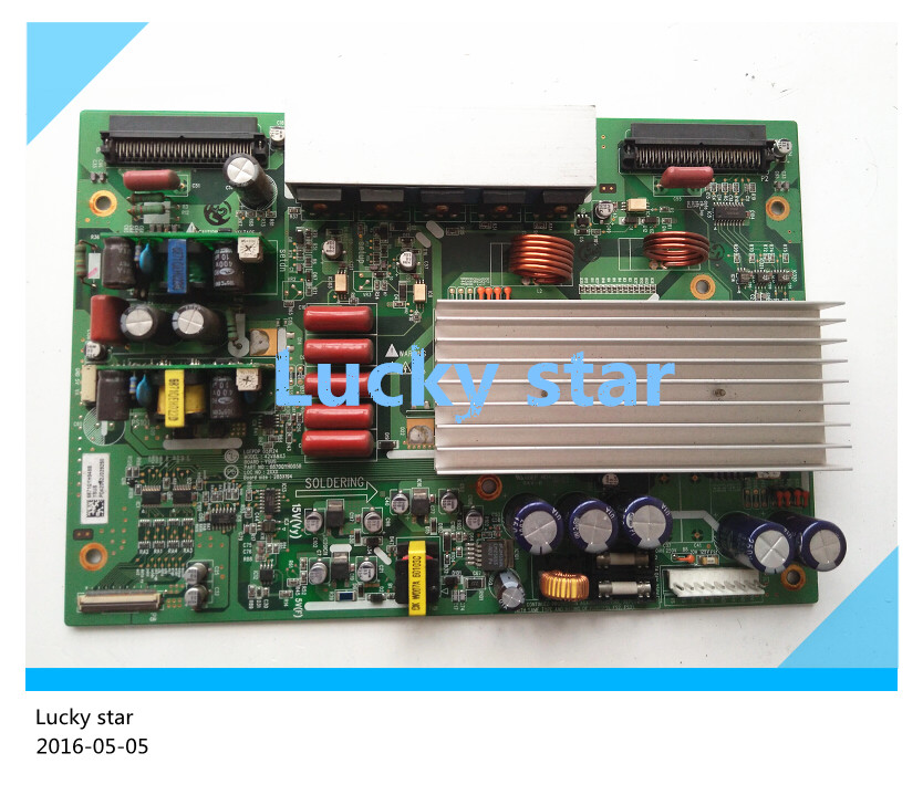 DHL / EMS /UPS Original for power supply board LG42X3 6870QYH005B / 6871QYH948B 42V8X3 dhl ems 1pc axiomtek hongda industrial control board sbc 845gv