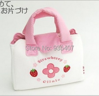 Mother Garden Strawberry Children's bag/Medicine box детская сумка 004 mother garden