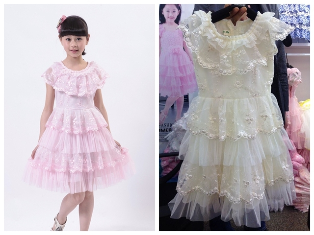 Top Quality 60 Chiffon Ruffle Teenage Dress Patterns Fit 60 60Y Amazing Children's Clothing Patterns