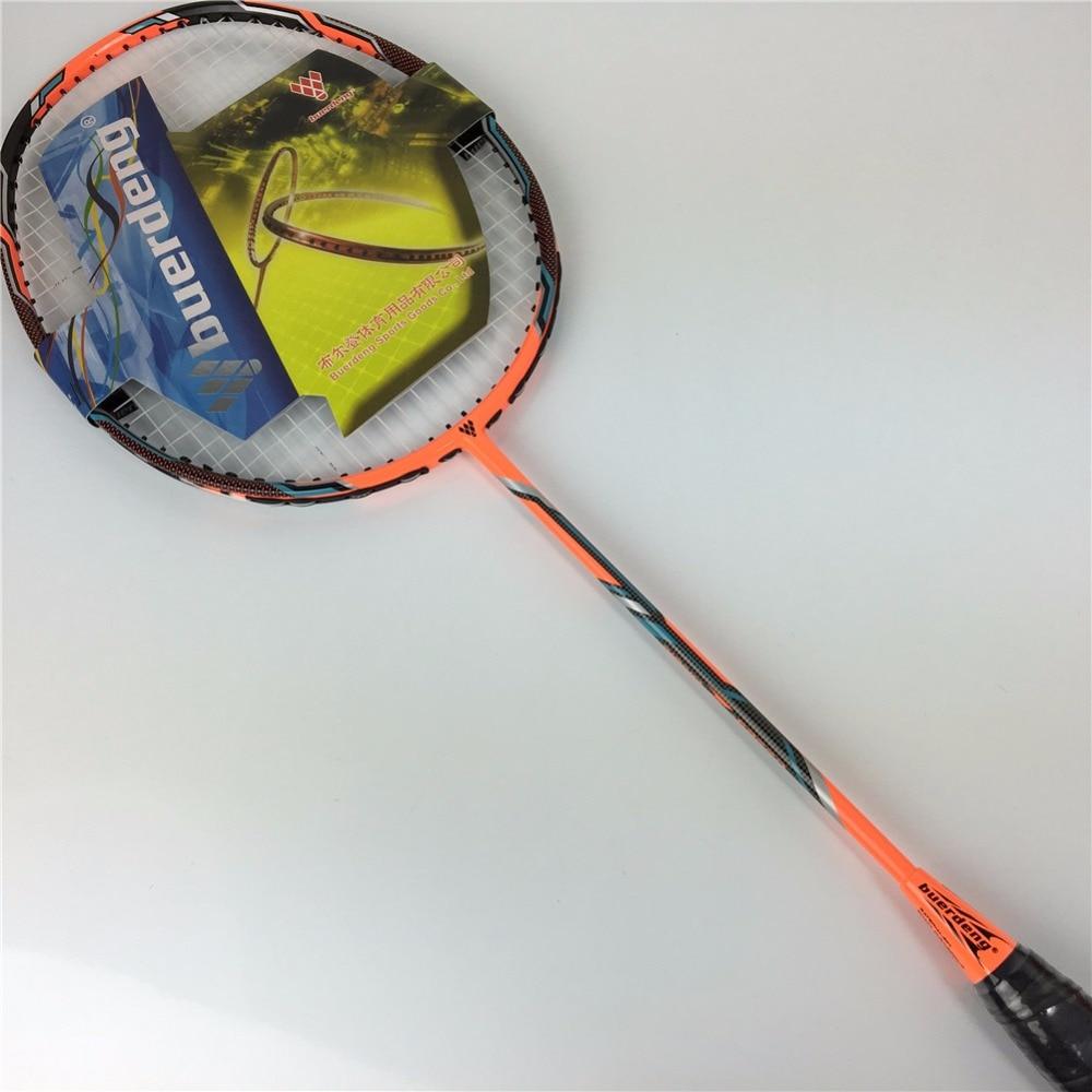 2018 Hot badminton racket Nano graphite badminton rackets ...