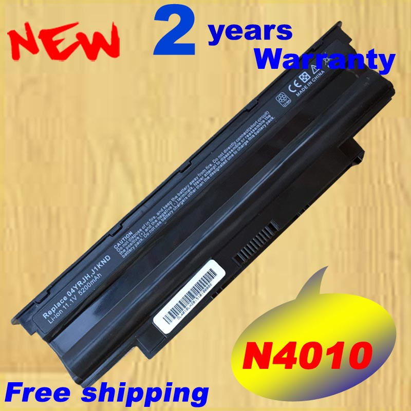 Battery For Dell Inspiron 13R 14R 15R 17R 3450n 3550 3750 N3110 N4010 N5010 N5020 N5030 N5040 N5050 N5110 M5030 N7010 N7110-in Laptop Batteries from Computer & Office