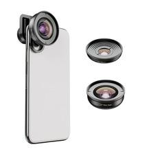 APEXEL 2in1 HD Mobile Phone Lens 10X Mac