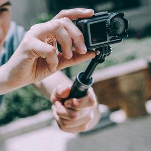 Image 4 - DJI OSMO EYLEM Kamera Lens Güneş Hood Lens Kapağı Güneşlik Kapak Koruyucu DJI OSMO EYLEM Aksesuarları