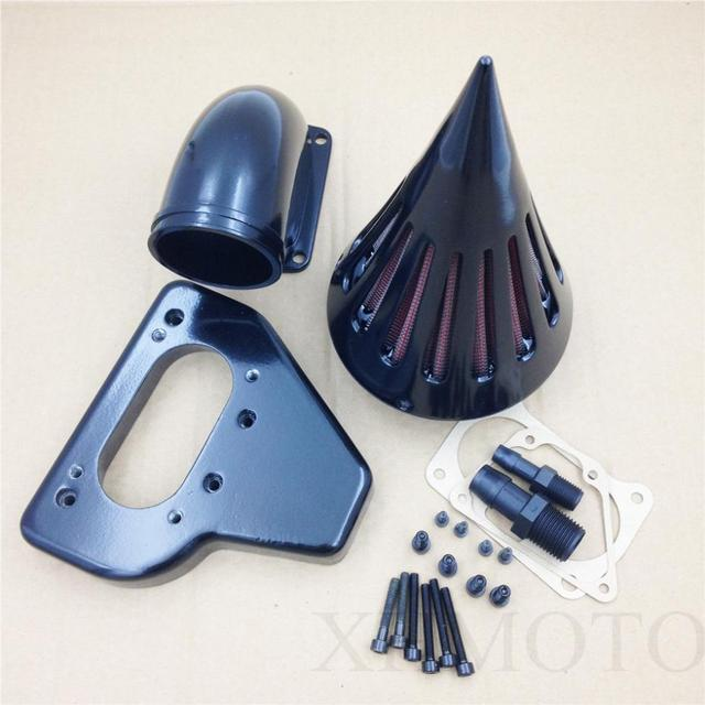 Motocicletas 2002-2009 Honda VTX 1800 rs cn F negro de Spike motocicleta del filtro de aire