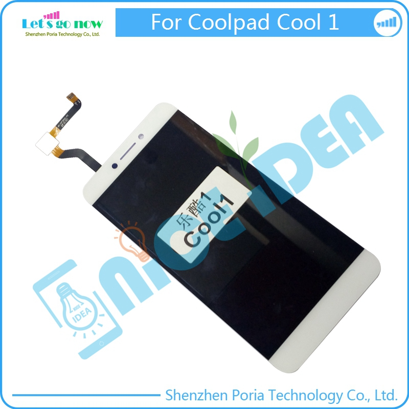 LCD Display For Letv LeEco Coolpad Cool 1 Screen+Touchscreen Panel Digitizer Replacement +Track Number