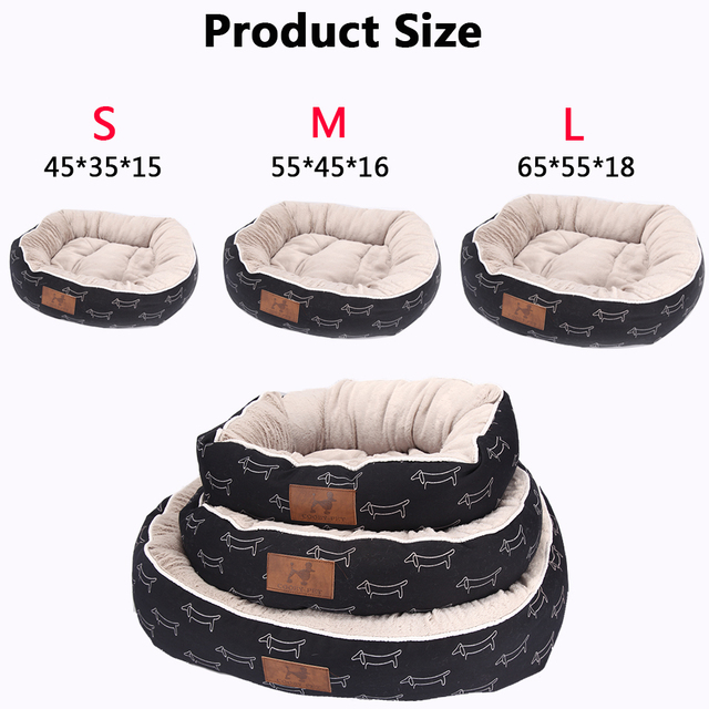 [COOBY]pets products for puppies pet bed for animals dog beds for large dogs cat house dog bed mat cat sofa supplies py0103 2