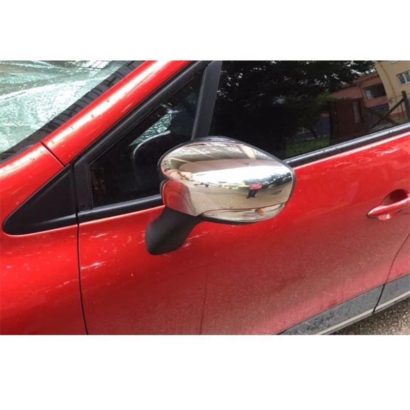 RENAULT CLIO 2009-2012 MANUAL DOOR WING MIRROR DRIVER SIDE OFF SIDE RIGHT HAND