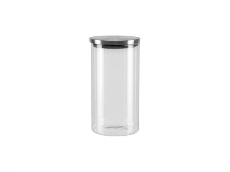 Емкость для сыпучих продуктов NADOBA, Silvana, 1 л емкость для хранения nadoba silvana 0 7 л 741412