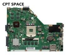 Ytai для ASUS X55VD материнская плата для ноутбука REV2.2 GT610M 4 ГБ Оперативная память платы 100% рабочий