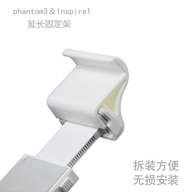 FPV-системы держатель телефона на Держатели мониторов для 10 дюймов Pad Телефон для <font><b>DJI</b></font> <font><b>Phantom</b></font> <font><b>3</b></font> вдохновлять 1 Quadcopter MultiCopter запасных Запчасти