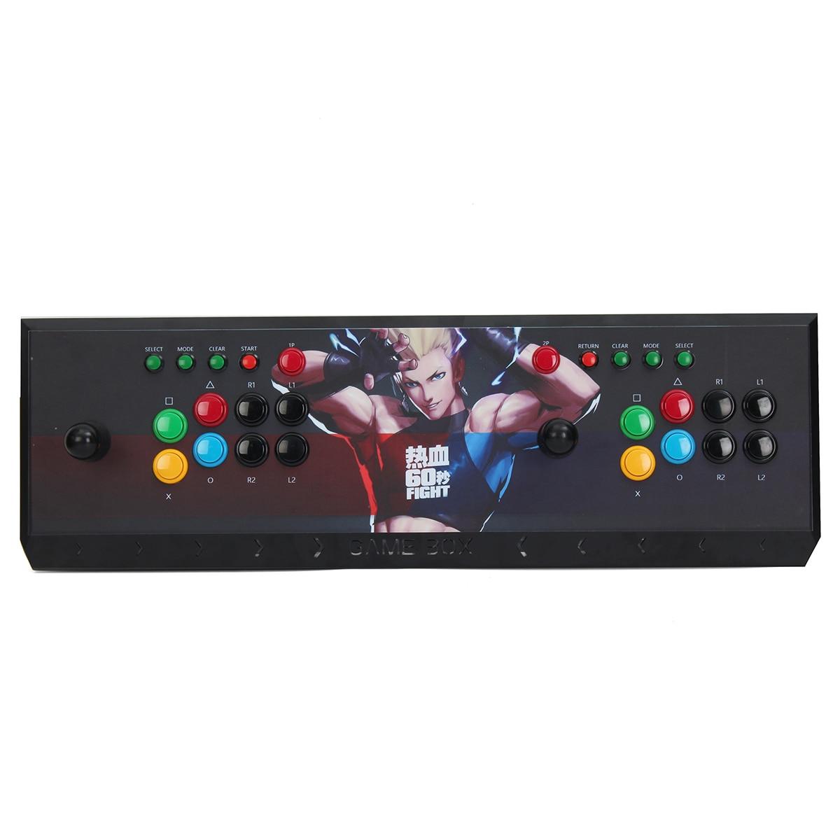 815 классические игры ретро аркады игровой консоли комплект 2 игроков HDMI, VGA, usb Джойстик pc игры видео для ps3 монет работает игры