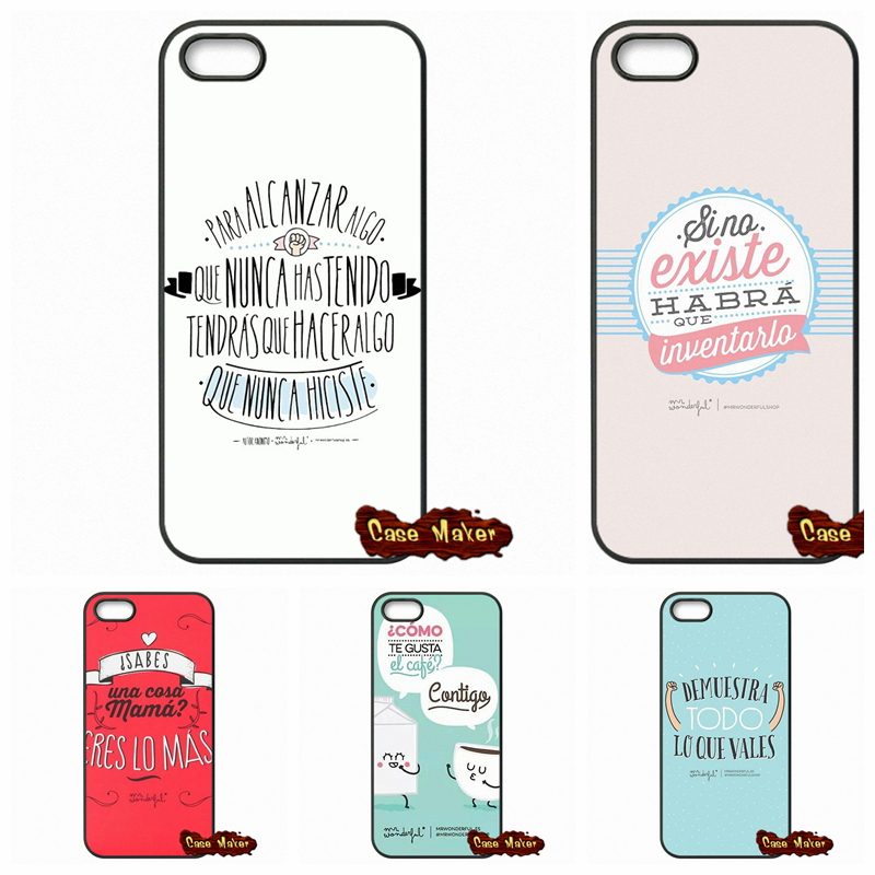 For Samsung Galaxy A3 A5 A7 A8 A9 Pro J1 J2 J3 J5 J7 2015 2016 mr wonderful NO HAY NADA IMPOSIBLE case cover