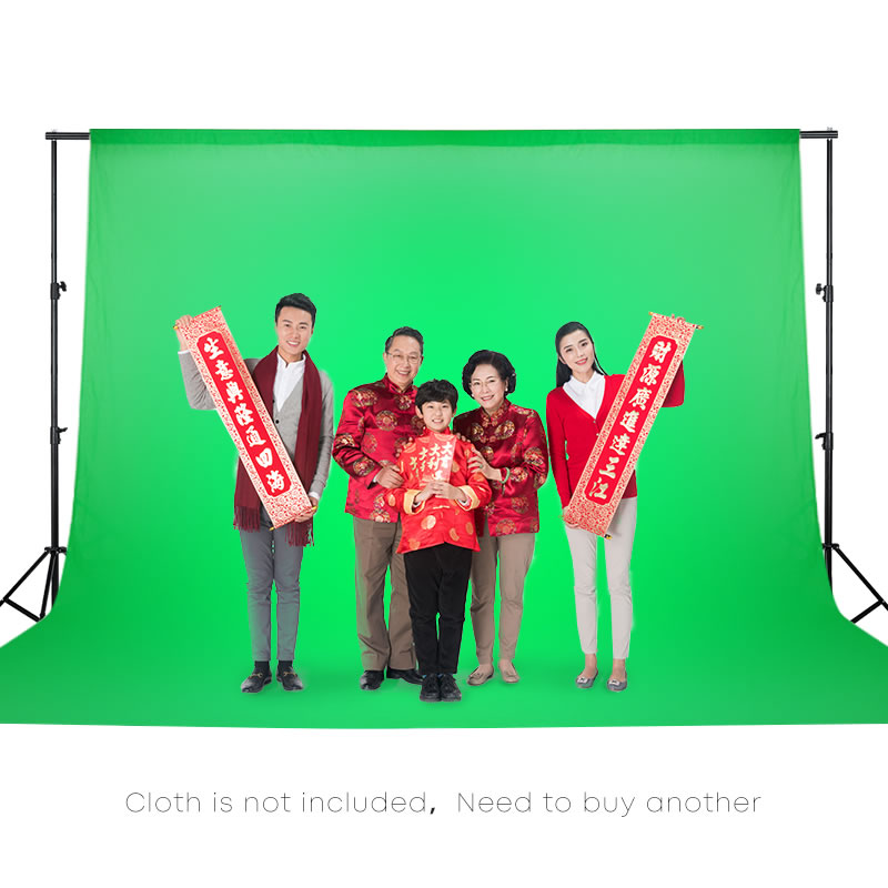 Background Stand Support System 3mx7m/10ftx23ft Photo Studio Photography Studio Heavy Duty Green Screen Backdrop Background KitBackground Stand Support System 3mx7m/10ftx23ft Photo Studio Photography Studio Heavy Duty Green Screen Backdrop Background Kit