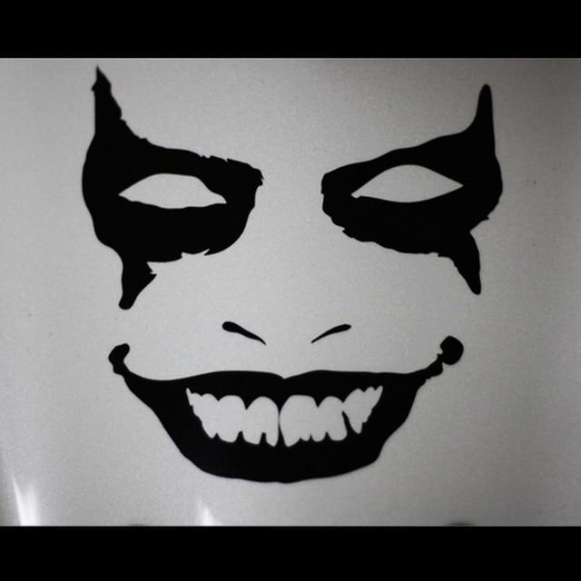 Aliexpresscom  Buy Clown FACE JDM HELLAFLUSH Vinyl Car Funny - Custom motorcycle stickers funny