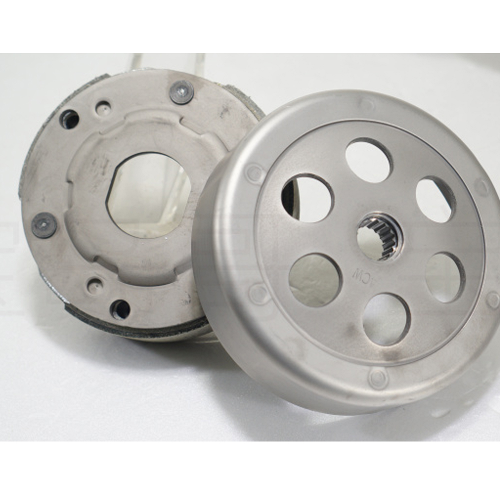 Motorbike Accessories Scooter Starter Clutch disk overrunning Clutch For Yamaha SMAX155 CYGNUS 125 BWS 125 2006-2015 07 08 10 12 keoghs real adelin 260mm floating brake disc high quality for yamaha scooter cygnus modify