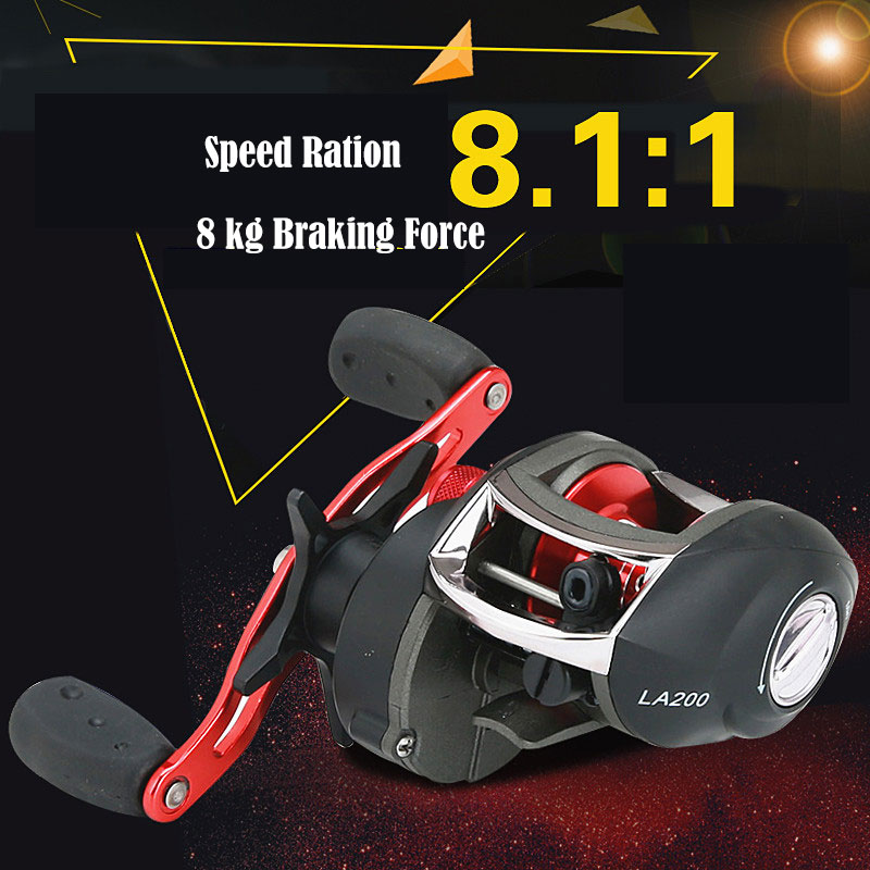 High speed 8 hand water drop wheel bait casting reel fishing rods fishing reel road sub fishing wheel велосипед scott sub speed 30 2015