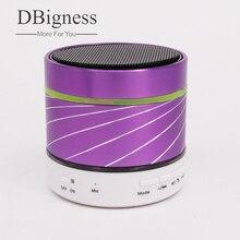 Dbigness Mini Portable Wireless Bluetooth Speaker Audio Sound with FM Radio Support TF card AUX Handsfree