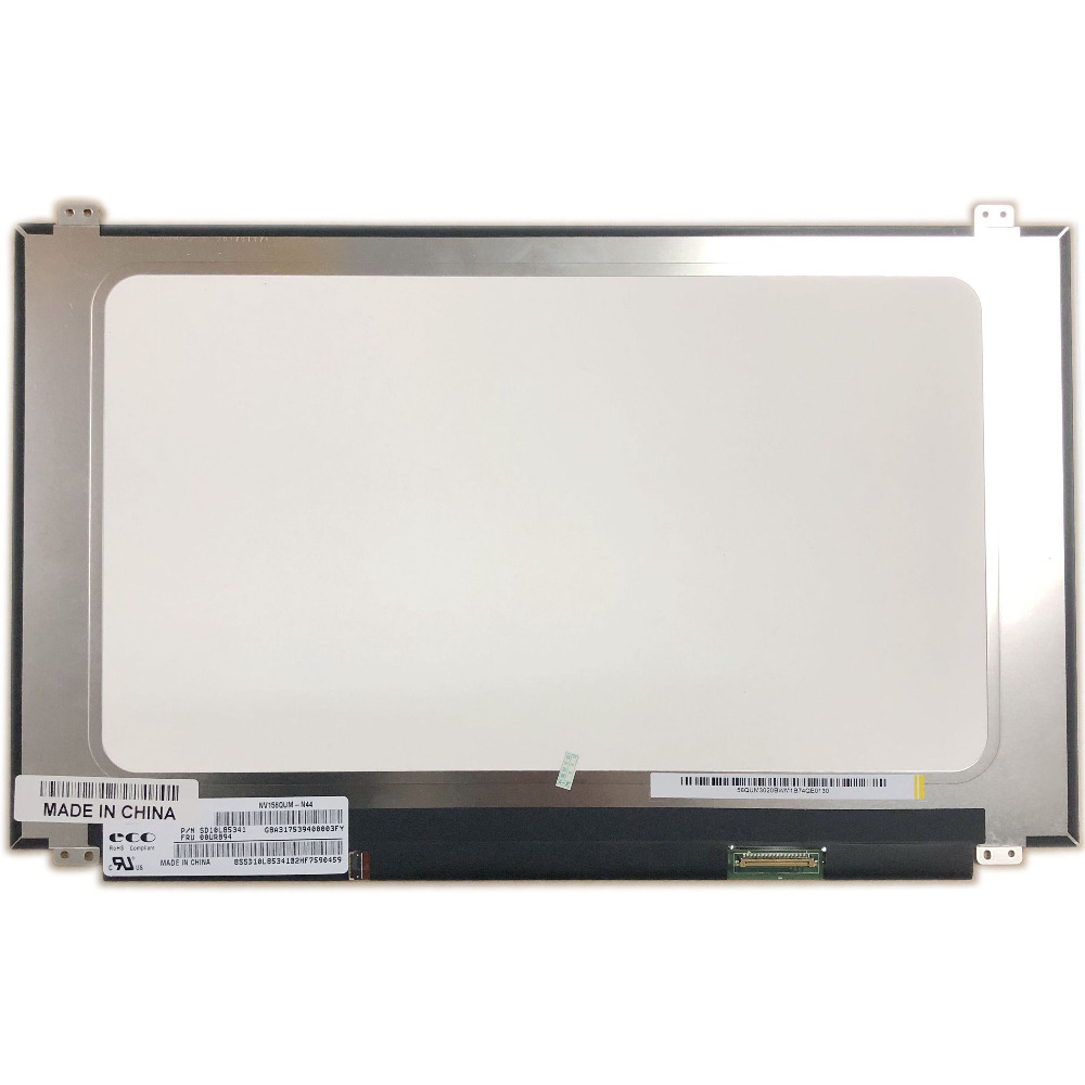 for Lenovo Thinkpad T580 P51s NV156QUM-N44 15.6 LCD LED Screen Panel  3840x2160 EDP 40pinfor Lenovo Thinkpad T580 P51s NV156QUM-N44 15.6 LCD LED Screen Panel  3840x2160 EDP 40pin