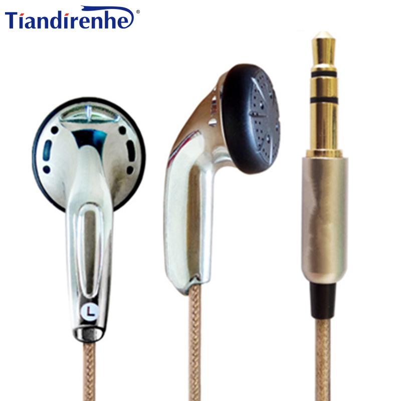 Tiandirenhe TC200 In-ear Earphone for iPhone xiaomi sumsung MP3 Bass Headset HiFi Noise Cancelling Ear Buds Flat Stereo earbuds termica ан 3 200 tc