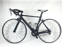 Complete Carbon Fiber Road Bike Racing Cycling UD Carbono Fibre Frameset SH1MANO RS11 Wheels SH1MANO 3500