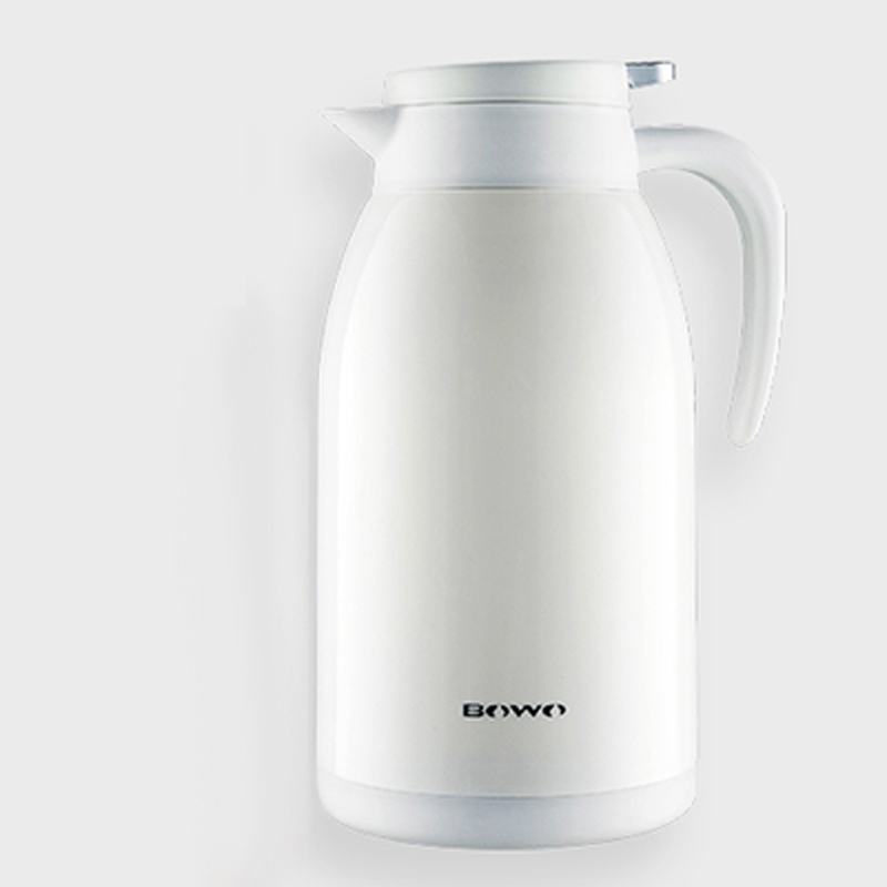 Thermos Kettle 1300ml Vacuum Insulation Cup Bottles Coffee Tea Hot Water Jug Insulation Flask Household Thermos Kettle