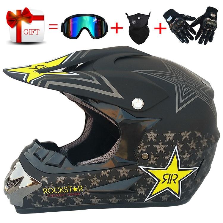 Casque moto moto cross moto rbike pour carnassier Casque Ls2 moto cross Capacete moto cross Casco moto Casque Araie demi # ET339