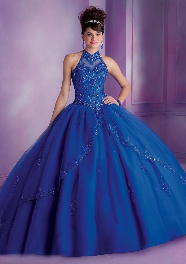High Quality Royal Blue Wedding Dresses-Buy Cheap Royal Blue ...