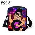 Mini Kids Messenger Bags Cute Animal Cat Printing Crossbody Bag for Women Casual Children Travel Shoulder Bags High Quality