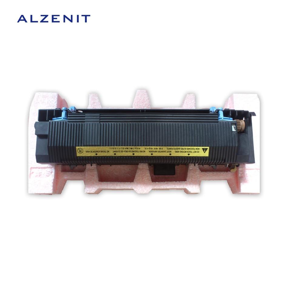 все цены на ALZENIT For HP 8100 8150  Original Used Fuser Unit Assembly RG5-4319 RG5-4315 220V Printer Parts On Sale онлайн