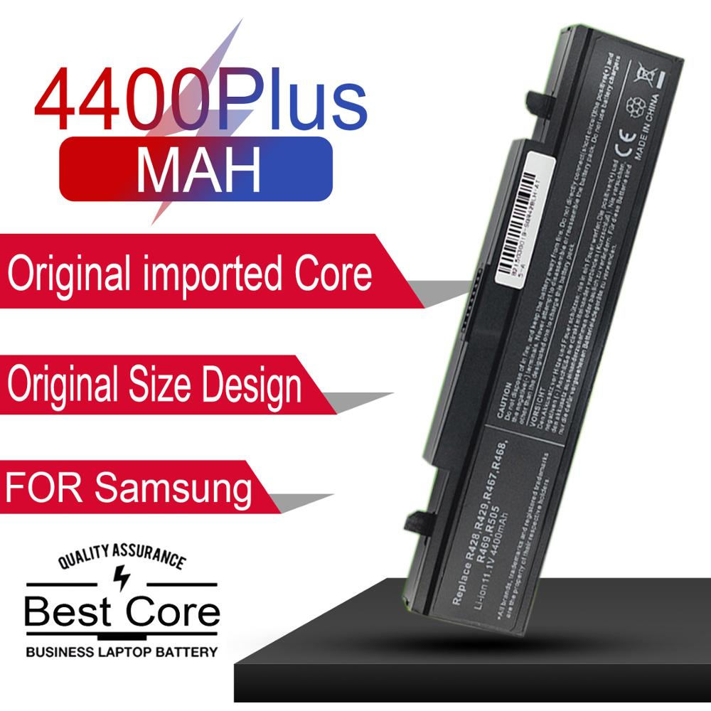 11.1V 6 cell Laptop <font><b>Battery</b></font> For <font><b>Samsung</b></font> AA-PB9NS6B PB9NC6B R580 R540 <font><b>R519</b></font> R525 R430 R530 RV511 RV411 RV508 R510 R528 Aa Pb9ns6b image