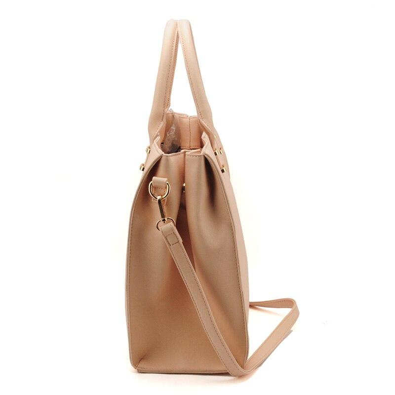 Klassieke vrouwen oversized tas mode stijl stevige dame handtas pu lederen  designer handtassen van hoge kwaliteit vk1477 1 in Klassieke vrouwen  oversized ... ae9025b1fd
