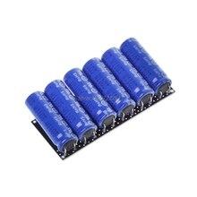 16V 2F фарад конденсатор модуль супер конденсаторы с защитой доска