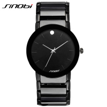SINOBI Fashion Womens Clothing Wrist Watches 2017 Brand Ladies Luxury Geneva Quartz-watch Christmas Gift Limited Bracelet G37