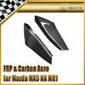 Car-styling For Mazda MX5 NA MK1 Miata ARS Style Carbon Fiber Front Bumper Canard In Stock